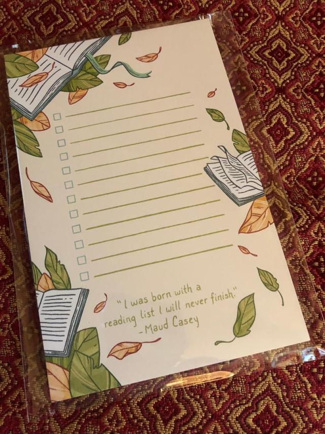 Queen's notebook