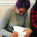 Mariana signing