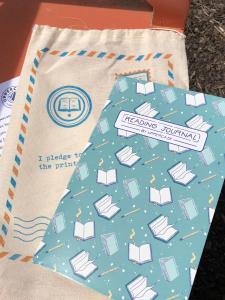 Upper reading journal