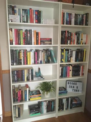 Jo's shelves