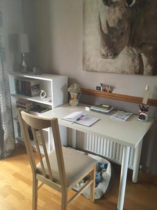 Jo's writing desk