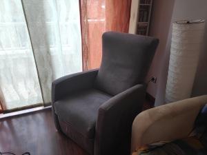 Misstery armchair